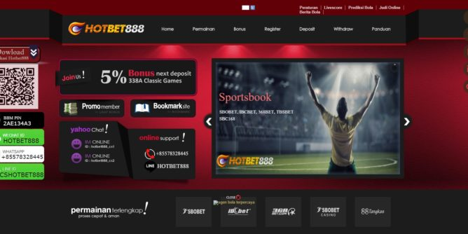 hotbet888-1.jpg April 28, 2019 216 KB 1660 × 784 Edit Image Delete Permanently URL http://hotbet888.win/wp-content/uploads/2019/04/hotbet888-1.jpg Title Situs Taruhan Judi Bola Online Indonesia Terbaik Caption Alt Text Situs Taruhan Judi Bola Online Indonesia Terbaik Description Situs Taruhan Judi Bola Online Indonesia Terbaik ATTACHMENT DISPLAY SETTINGS Alignment Link To Size